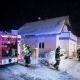 Wohnhausbrand in MIttlern