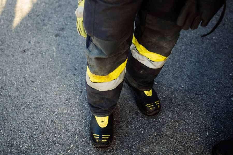 Nebengebäudebrand in Ruden-20190212-105