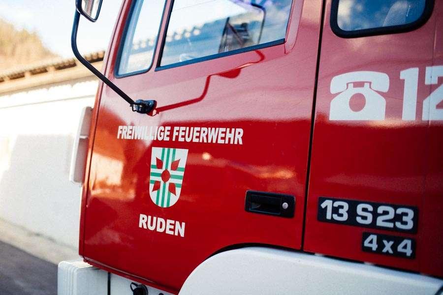 Nebengebäudebrand in Ruden-20190212-112
